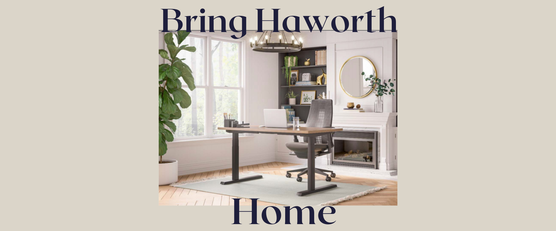 Brutzmans is now partnering with Haworth Home!